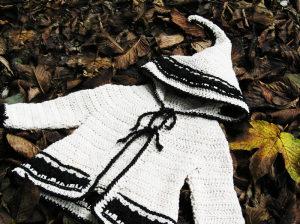 Lutin Marguerite, crochet pattern by Sylvie Damey, http://SylvieDamey.com